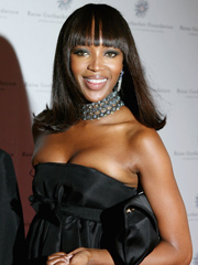 Ebony celebrity Naomi Campbell nude and..