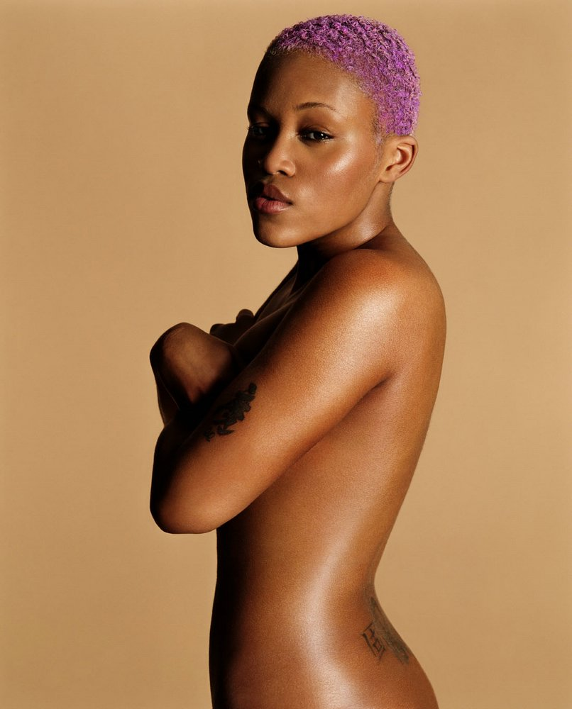 Think, that Sexy nude black female singers
