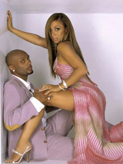 Ebony celebrity Chante Moore nude and..